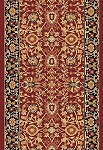 Dynamic Rugs Yazd 2803-390 Red Black 2'2