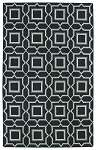 Glam GLA06-38 Charcoal Area Rug by Kaleen