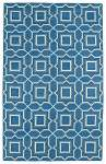 Glam GLA06-91 Teal Area Rug by Kaleen