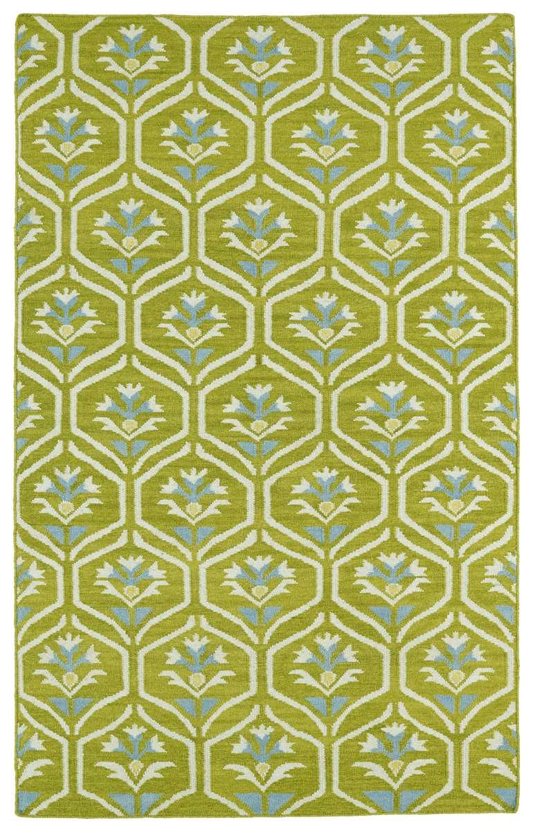 Glam GLA08-70 Wasabi Area Rug by Kaleen