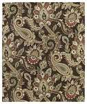 Helena 3204-40  Odyusseus Chocolate Area Rug by Kaleen