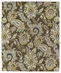 Helena 3204-49  Odyusseus Brown Area Rug by Kaleen