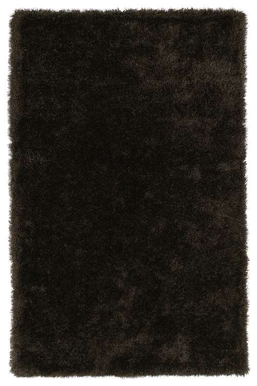 Posh Shag PSH01-40 Chocolate Area Rug