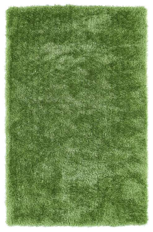 Posh Shag PSH01-96 Lime Green Area Rug