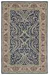 Solomon 4050-17 Tyre Blue  Area Rug by Kaleen