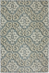 Euphoria Findon Bay Blue 90271-55002  Karastan Area Rug