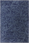 Karastan Pacifica Kingston Indigo 90487-50102 Area Rug