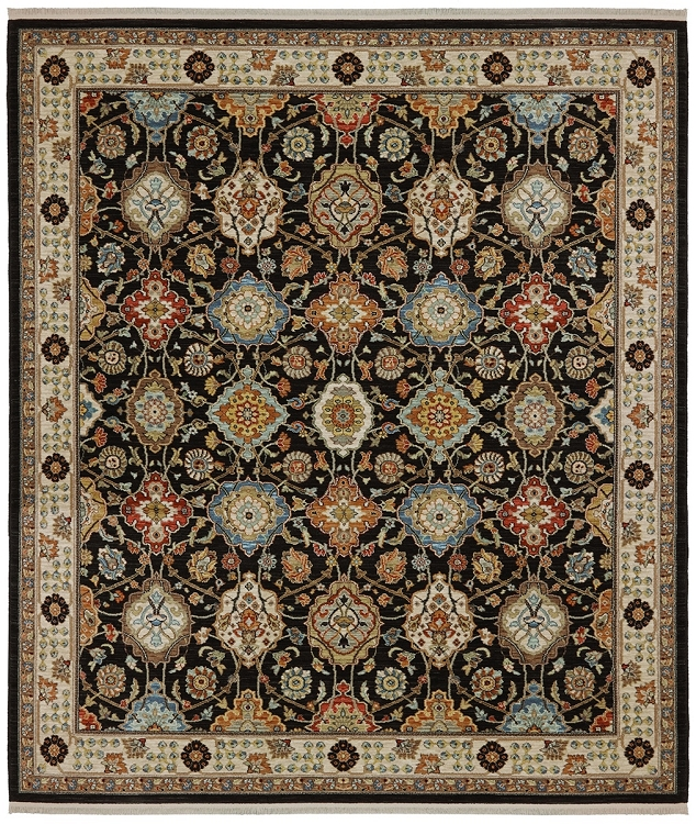 "Karastan Sovereign 990-14604 Emir 5'9"" X 9'0"" Area Rug - LAST ONE!"