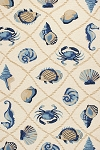 Kas Harbor 4217 Sand Seaside Area Rug