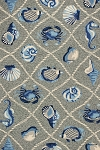 Kas Harbor 4219 Grey Seaside Area Rug