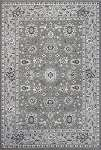 Pesha 7206 Taupe/Grey Agra Area Rug by KAS