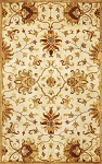 Kas Oriental Rugs Syriana 6012 Champagne Agra Area Rug