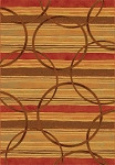 Eclipse 68146/3030 Spice Area Rug by Dynamic Rugs