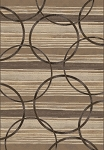 Eclipse 68146/4343 Multi Silver Area Rug by Dynamic Rugs