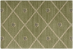 Nourison 50 to Infinity - Ashton House A03F Kiwi-B Custom Area Rug