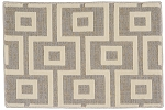 Nourison 50 to Infinity - Beverly Hills Windsor Square Haze-B Custom Area Rug