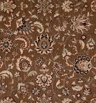 Nourison 50 to Infinity - Grand Parterre Parth Kashan PT01 Khaki-B Area Rug