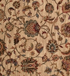 Nourison 50 to Infinity - Grand Parterre Parth Kashan PT01 Natrl-B Area Rug