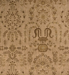 Nourison 50 to Infinity - Grand Parterre Parth Sarouk PT02 Brush-B Area Rug