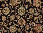 Nourison 50 to Infinity - Grand Parterre Parth Grand Kashan PT05 Mdngt-B Area Rug