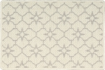 Nourison 50 to Infinity - Grosse Pointe Lenox Ivory/Pearl-B Custom Area Rug