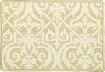 Nourison 50 to Infinity - Grosse Pointe Lochmoor Sunrise/Ivory-B Custom Area Rug