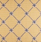 Nourison 50 to Infinity - Luxe Point Flower Trellis LP03 Yello-B Custom Area Rug