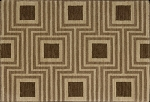 Nourison 50 to Infinity - Manhattan Grammercy MHT03 Woodl-B Area Rug