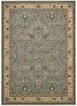Kathy Ireland Antiquities KI11 ANT04 Slate Blue Area Rug by Nourison
