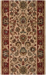 Nourison Grand Parterre Kashan Elite PT01 Natural 2'6