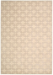 Nourison Kathy Ireland KI01 Hollywood Shimmer KI101 Bisque Area Rug