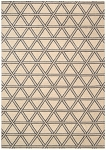 Nourison Kathy Ireland KI01 Hollywood Shimmer KI103 Bisque Area Rug