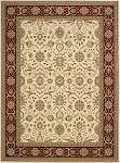 Persian Crown PC001 Cream Area Rug by Nourison
