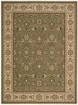Persian Crown PC001 Green Area Rug by Nourison