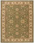 Persian Crown PC002 Green Area Rug by Nourison