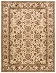 Persian Crown PC002 Ivory Area Rug by Nourison