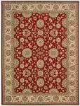 Persian Crown PC002 Red Area Rug by Nourison