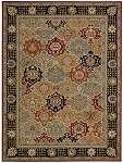 Persian Crown PC004 Black Area Rug by Nourison