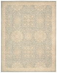 Nourison Kathy Ireland KI14 Royal Serenity SER02 Cloud Area Rug