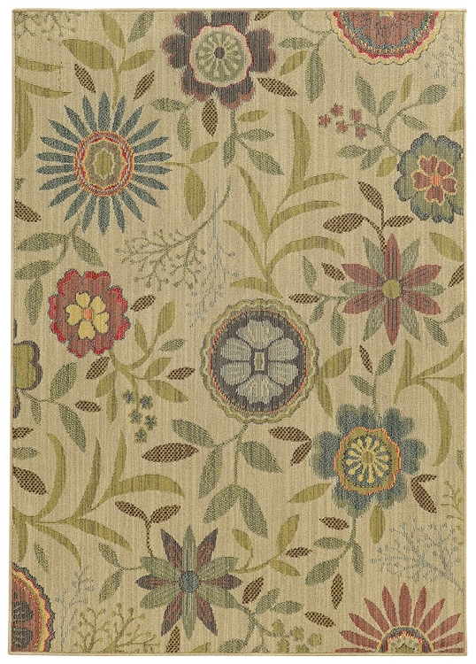 Tommy Bahama Cabana 1330w Indoor Outdoor Area Rug By Oriental Weavers