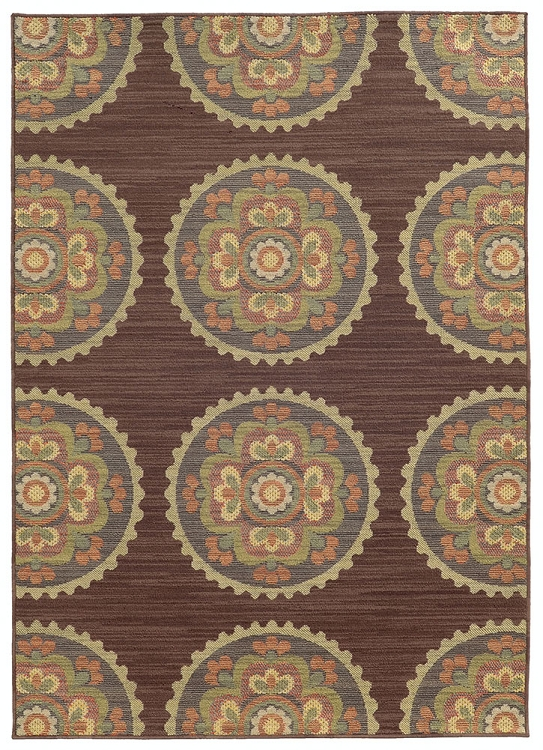 Tommy Bahama Cabana 501m Indoor Outdoor Area Rug By
