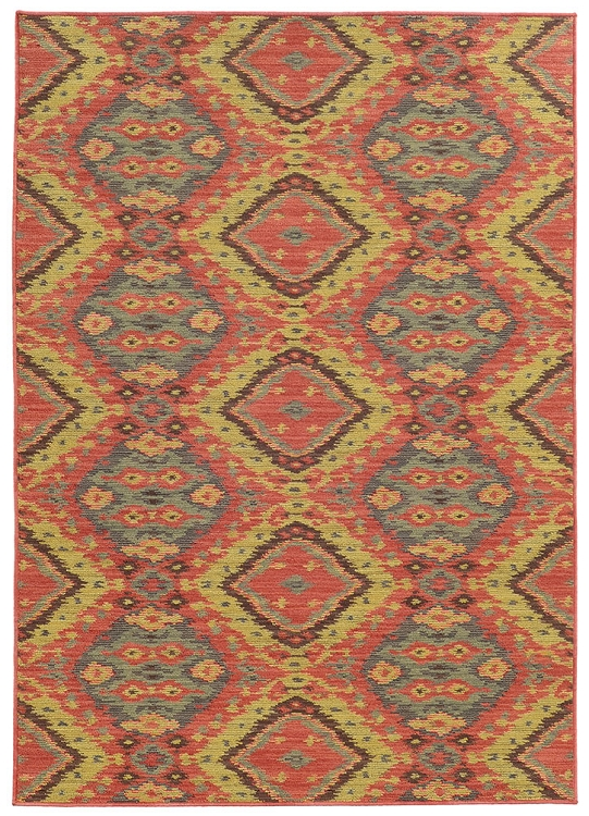 Tommy Bahama Cabana 621C Indoor Outdoor Rug by Oriental Weavers