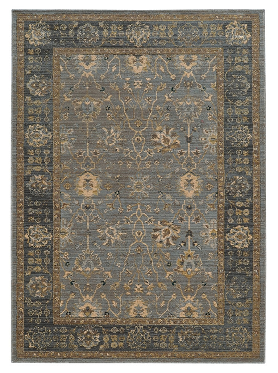 Tommy Bahama Vintage 534e Traditional Area Rug