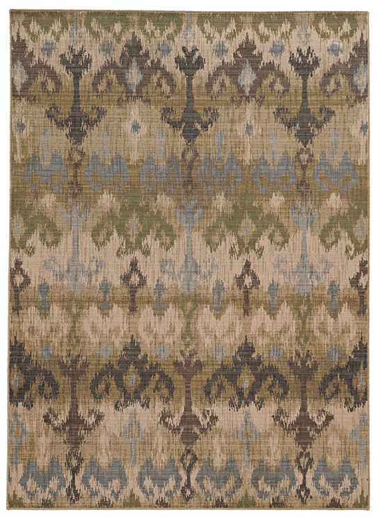 Tommy Bahama Vintage 8122w Traditional Area Rug