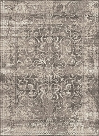 Tayse Concept CNC1013 Brown Area Rug