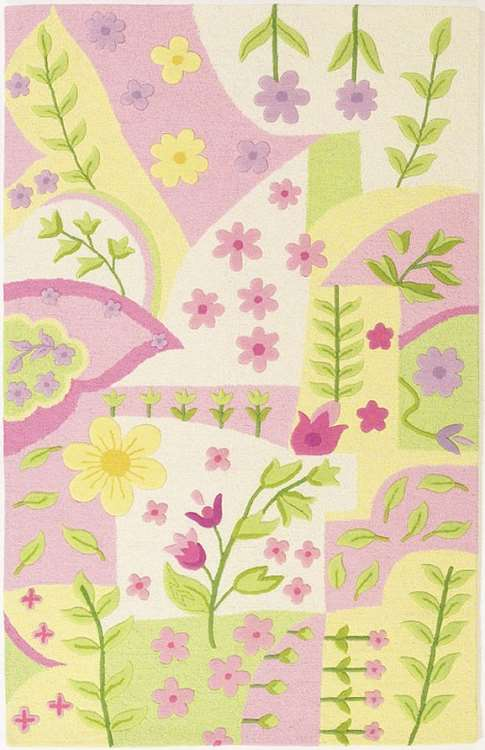Kidding Around 422 Princess Dreams Area Rug by KAS