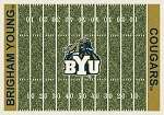 College  HomeField 01048 Brigham Young