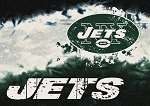 NFL Fade 02965 New York Jets