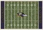 NFL HomeField 01009 Baltimore Ravens