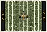 NFL HomeField 01060 New Orleans Saints